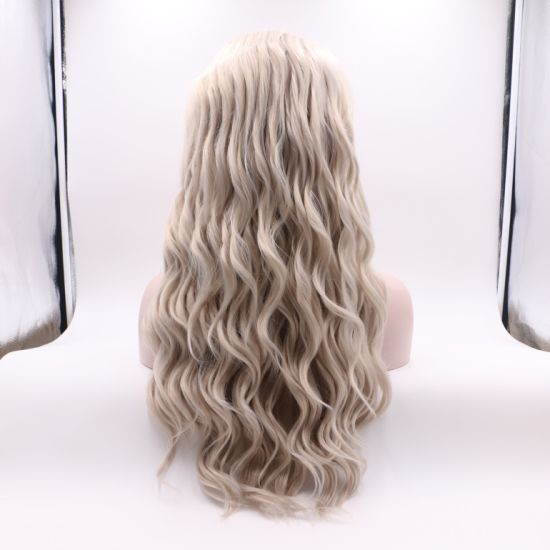 High Heat Resistance Synthetic Lace Front