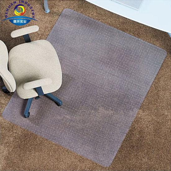 pvc home office chair floor. Clear PVC Carpet Protector Office Chair Plastic Floor Mat Home Pvc