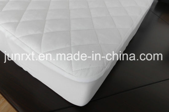China Baby Waterproof Organic Cotton Crib Mattress Cover Fitted