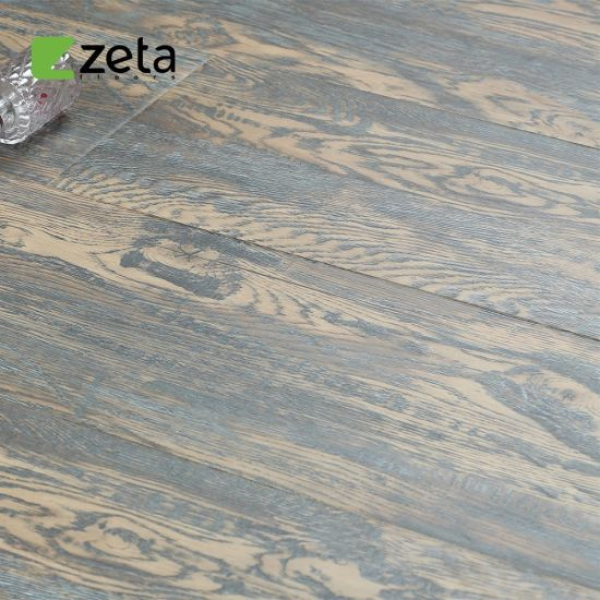 8mm Thickness HDF Oak Laminated Flooring with AC3 pictures & photos