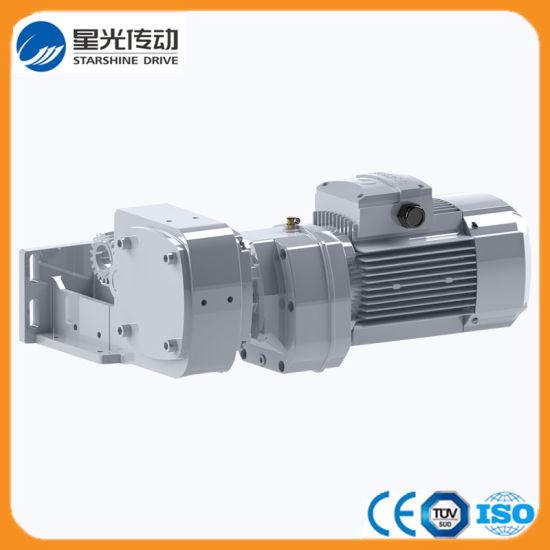 Snfk90 Helical Gear Reducer Dediated for Kiln Machine