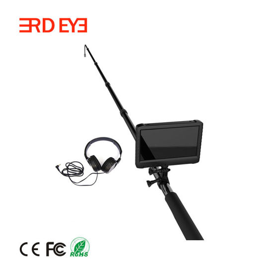 China 60 Monitor 60MP 60P Long Telescopic Pole HD Audio Video Impressive Audio Quotes About Life