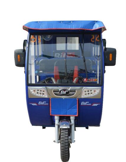 China Electric Auto Rickshaw Trike Motorcycle 3 Wheeler Tricycle