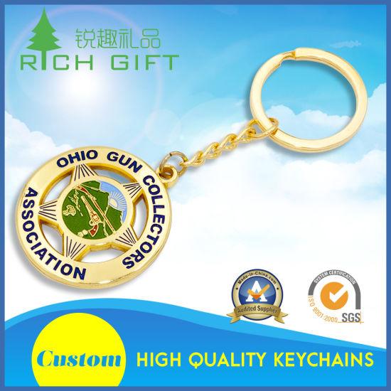 China New Design High Quality Custom Metal Zinc Alloy Hard Enamel