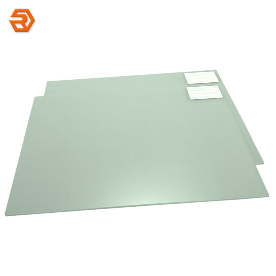 Epgc 201 Matte Surface Glass Epoxy Laminate G10 Sheets for Making G10 Gasket/Washer