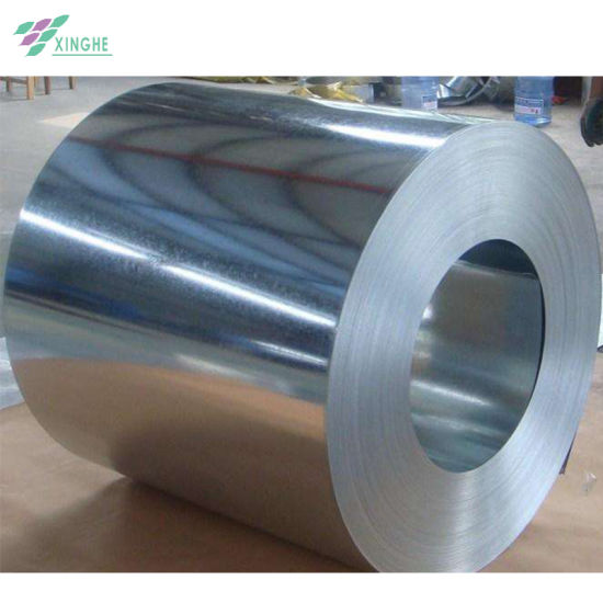 Zinc Coated Hot Rolled Steel Sheet in Coil Galvanizing Gi Coil