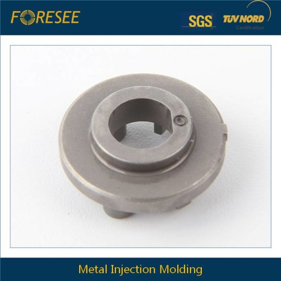 Factory Custom Metal Powder Injection Molding Zirconia for Auto Motor Machining Parts by MIM pictures & photos