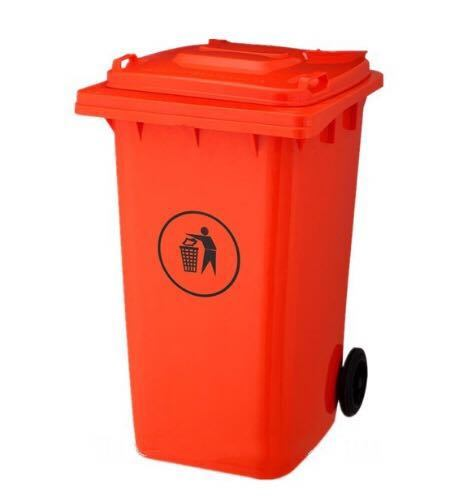 240L Plastic Dustbin with HDPE Matrial pictures & photos