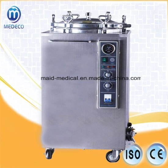 Vertical Pressure Steam Sterilizer Me-Lx-B35L Medical Equipment pictures & photos