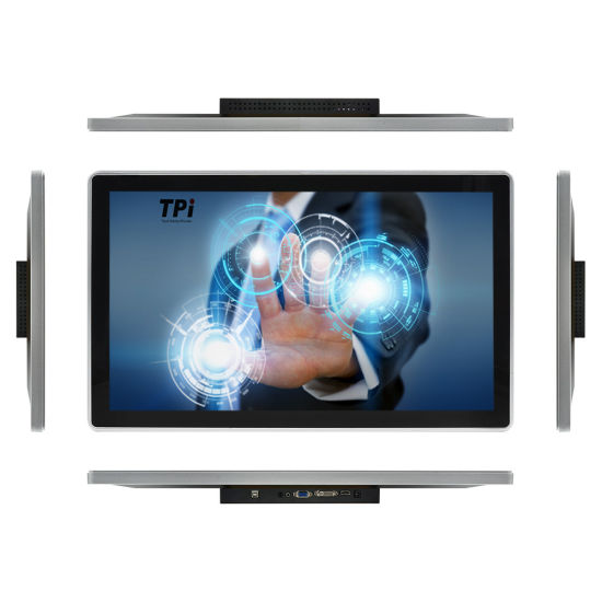 "27inch 1080P Pcap Touch Monitor 27"" High Resolution Screen Monitor pictures & photos"