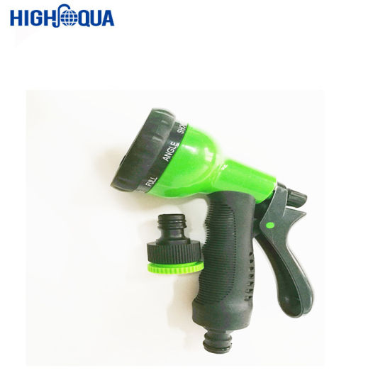 8 Functions of Nozzle Telescopic Hose for Garden