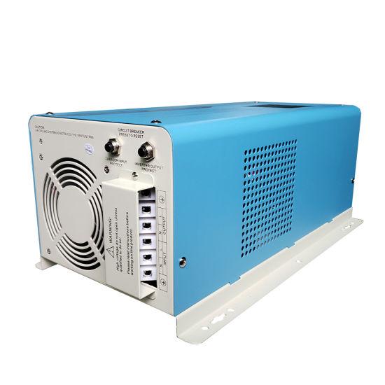 3kw 12V 24V 48V Home Use Solar Pure Sine Wave Power Inverter for Solar Energy System