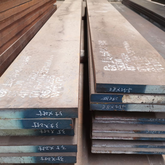 Special Alloy Steel D2 1.2379 Cold Work Mould Steel Flat Bar