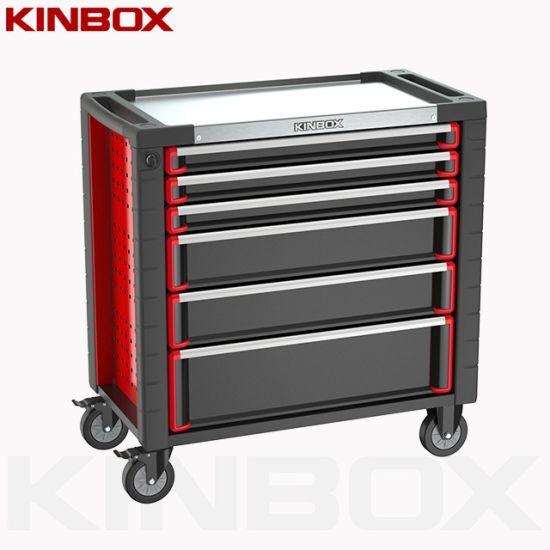 China Kinbox Hot Sale 35 Inch Anti Tilt System Tool Storage