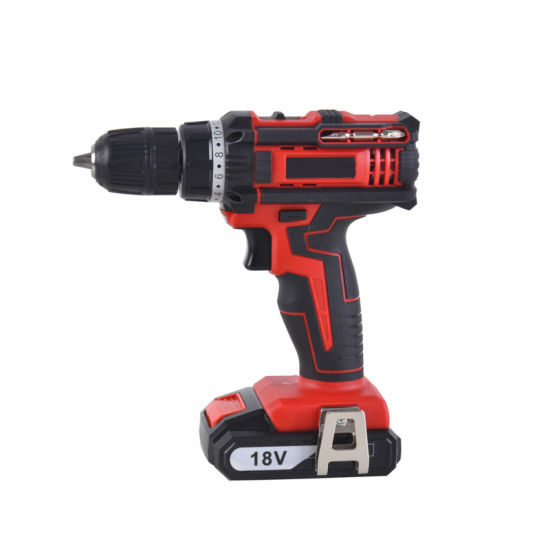 Cordless Li-ion Battery 18V Electric Drill