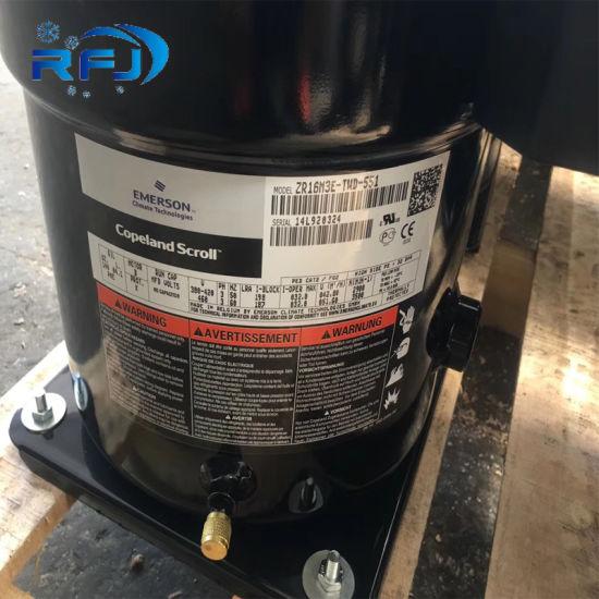 Copeland Scroll Hermetic Refrigeration Compressor Zr160kc-Tfd-522