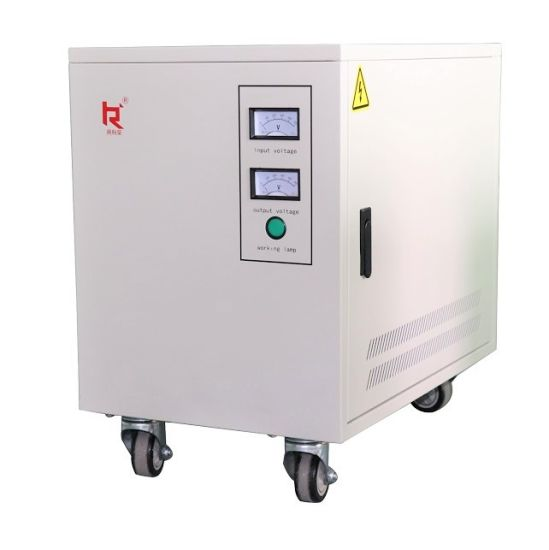 Industrial 3 Phase Isolation Transformer/Auto Transformer for Easy Mobility pictures & photos