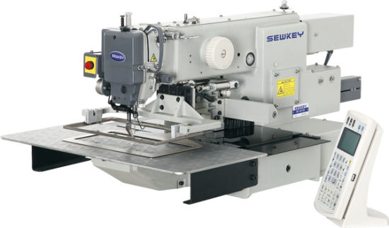 Sk2516r Electric Good Quality Pattern Sewing Machine