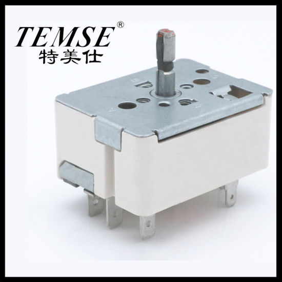 Temse 6 Pin Rotary Switch Infinite Switch