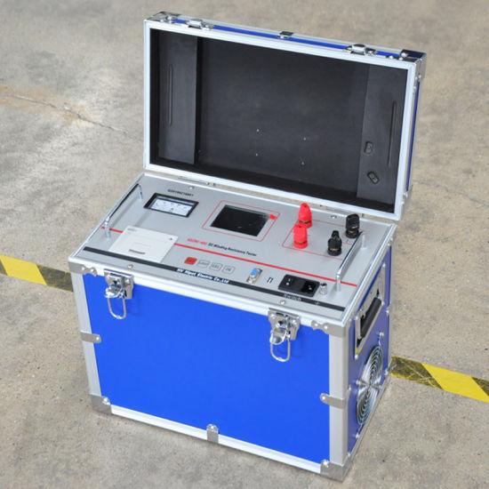 DC Resistance Test Transformer Winding Analysis Instrument (GDZRC-40U )