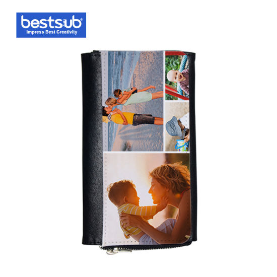 Bestsub Personalized Sublimation Deluxe Wallet (QB05) pictures & photos
