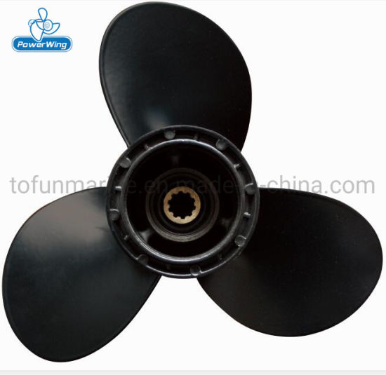 Powerwing Aluminum Propeller for Suzuki Outboard Motor with 3 Blades (PWS9148)