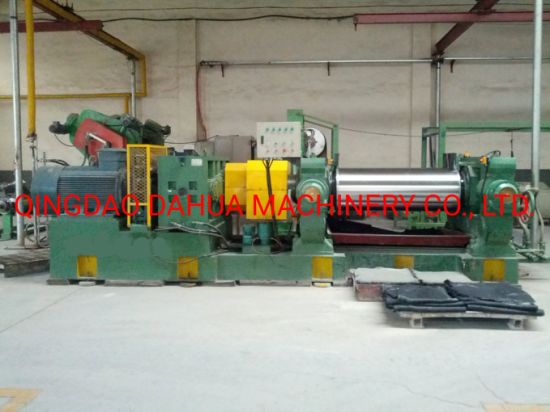 Xk-560 Two Roller Mixing Mill, Open Rubber Mixer Machine