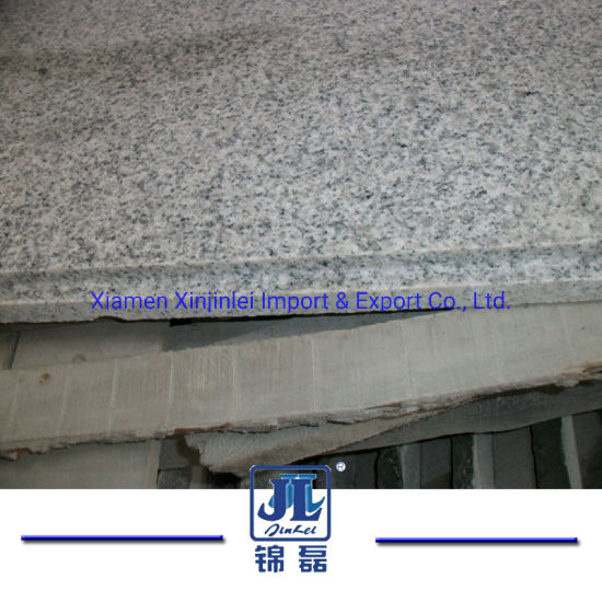 Nature Stone G602 G603 G623 G633 G654 G664 G383 G341 G375 Grey Yellow Red Pink Black Dark Grey Granite Tile for Landscaping Outdoor Gardenpaving Kerbstone