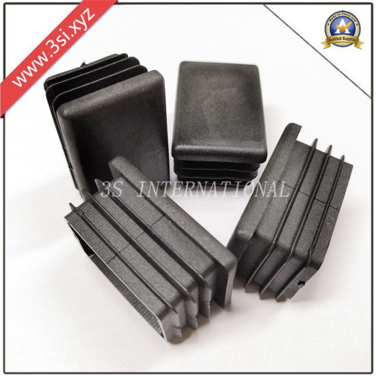 Plastic Square or Rectangular Pipe End Covers (YZF-H217) pictures & photos