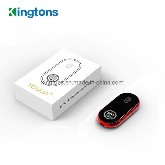 2019 New Products Portable Vape Pod Kingtons Start E Sigarette Rechargeable