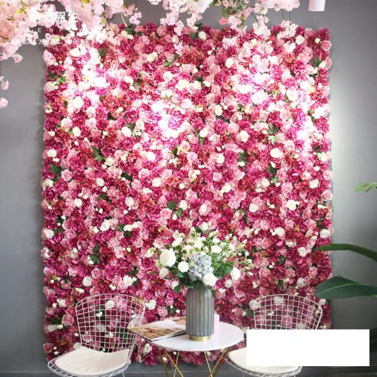 China Wall Rose Artificial Flowers For Home Wedding Decoration China Artificial Flowers And Wedding Artificial Flowers Price