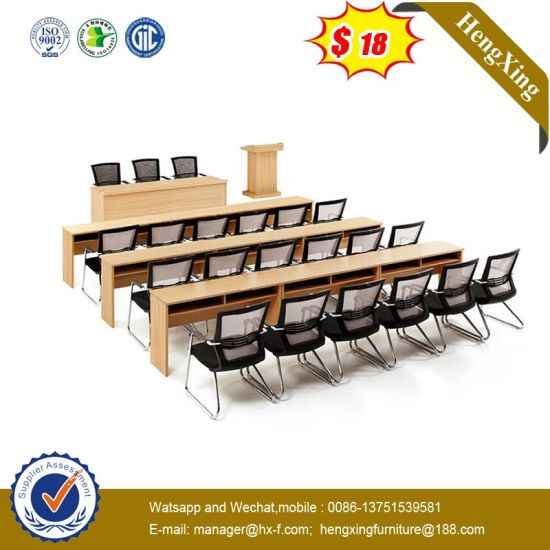 New Design Hotel Press Fashion Wooden University Libarary Furniture (HX-5CH228)
