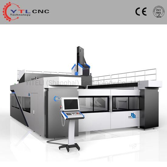 Titan 3060/1000 Heavy-Duty Bridge Type 5-Axis CNC Machining Center / CNC Machine / CNC Milling & Cutting Machine / CNC Gantry Machine