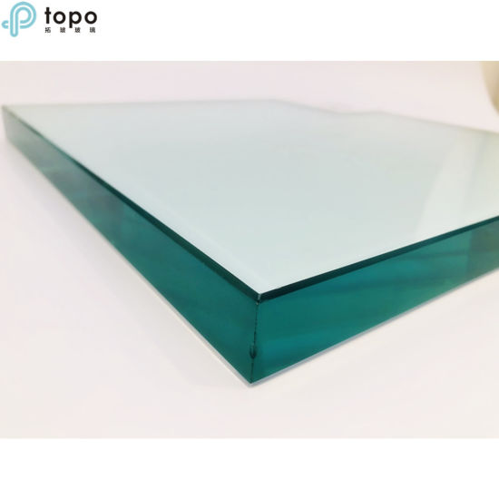 1.9mm-25mm Glass Building Glass / Clear Float Glass (W-TP) pictures & photos