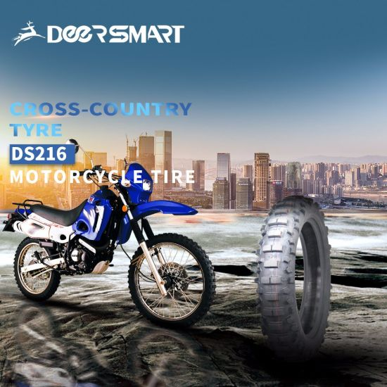 20 Years Factory. Professional All Terrain High Performance/Quality ATV/Motocross Tubeless/Tube Motorcycle/Motor/Motorbike Rubber Tyres/Tires Ds216 140/80-18