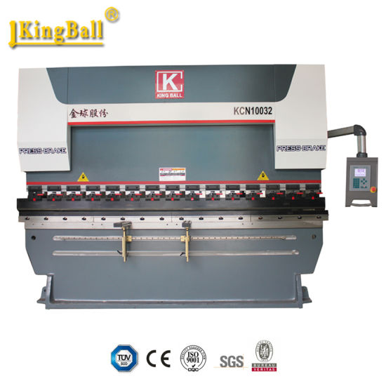 High Quality CNC Metal Sheet Folding Machine 250ton/3200mm with Ce, ISO, SGS Certification