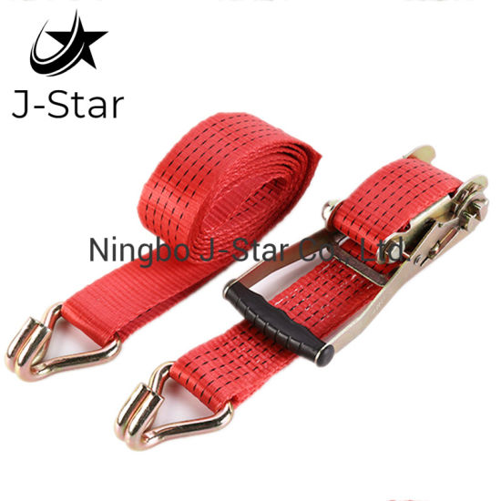 """2"""" 5t Polyester Ratchet Tie Down Cargo Lashing"""
