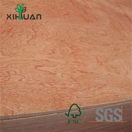Factory Hardwood Core Okume/Bintangor Commercial Plywood with Best Quality