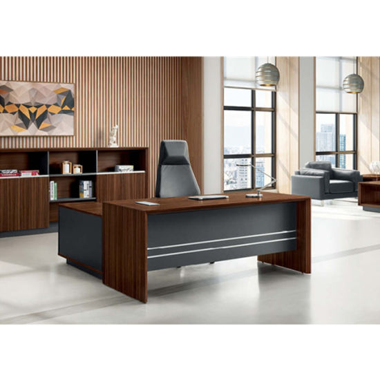 Design Luxury Office Desk L Shaped