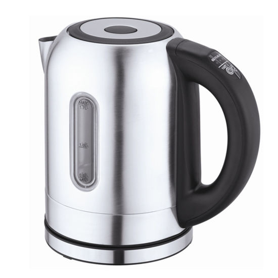 1.7 Liter Keep Warm Electric Kettle Stainless Steel