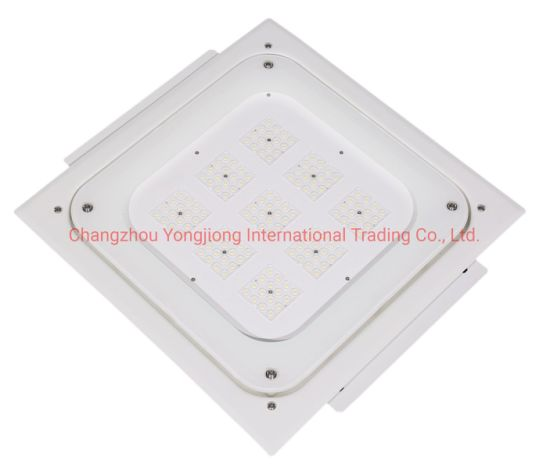 Glass Cover Design Recessed Mount LED Ceiling Lamp for Petrol Station Gas Station Area Warehouse pictures & photos