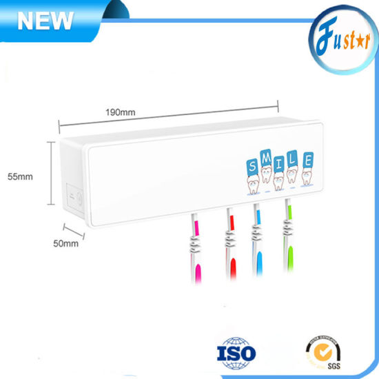 High Effeicient UV Light Toothbrush Sterilizer / Sanitizer pictures & photos