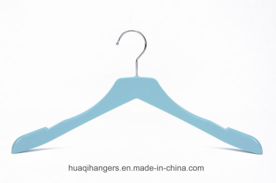 Beautiful Plastic Hanger Clothes for Female Girl Madame