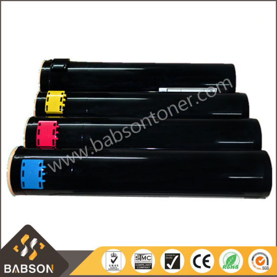 China Babson Compatible Color Printer Toner Cartridge For Xerox