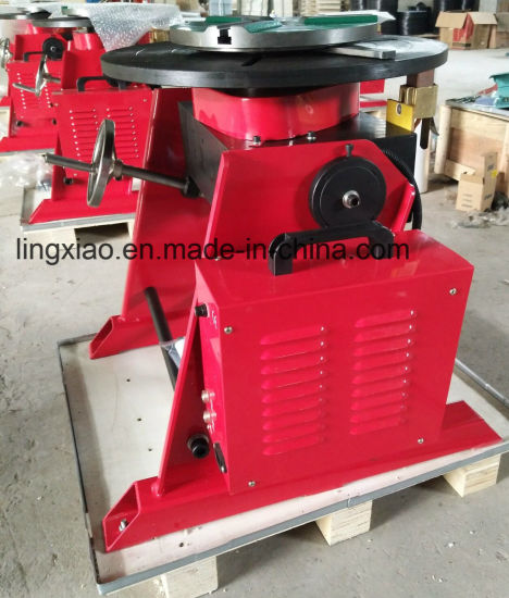 Welding Turntable Hd 300 With Ce For Tube Circular Welding