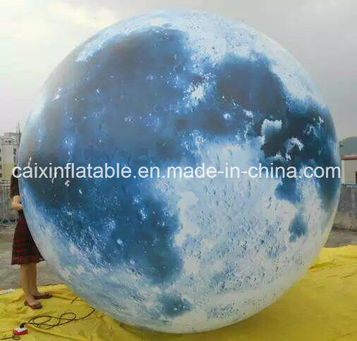 2019 Inflatable Big Moon Helium Balloon for Sale