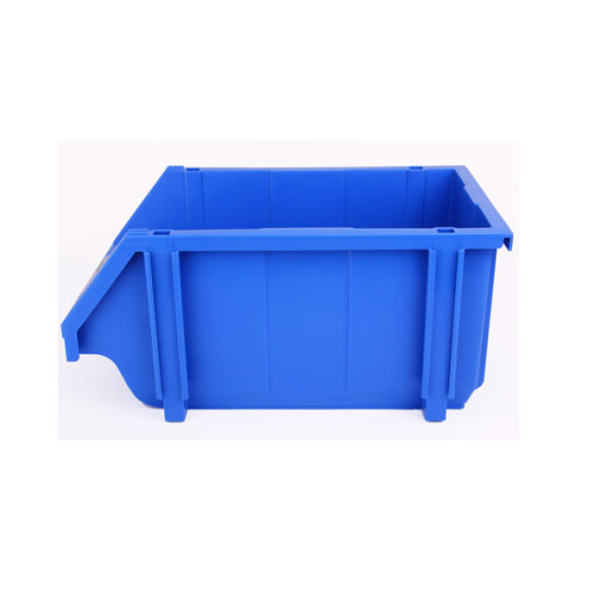 China Plastic Material Picking Bins Work with Wall Mounted