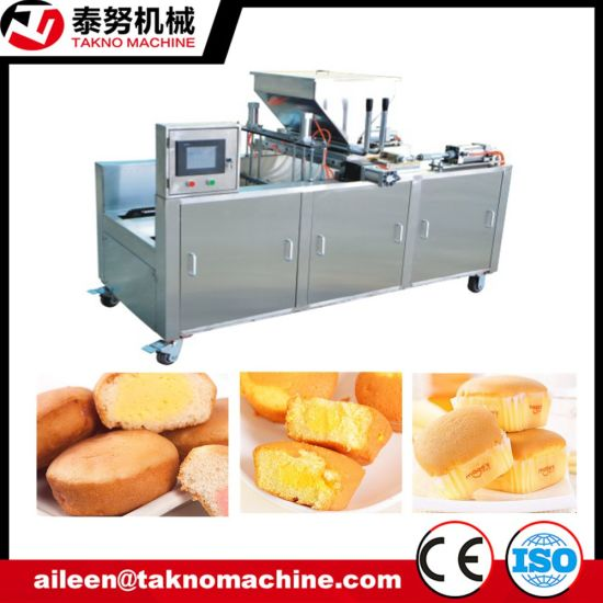 Takno Brand Cup Cake Making Machine pictures & photos