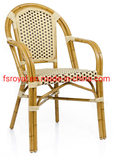 China French Style Wedding Dining Hotel Antique Bamboo Look