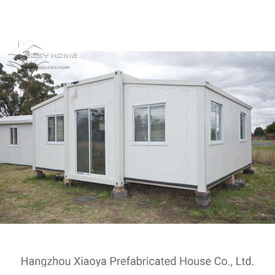 Easy Install Combined Assembled Construction Sandwich Prefab House